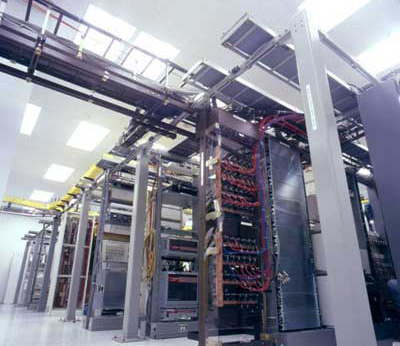 Level (3) Communications fiber optic hub