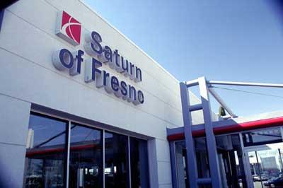 Saturn of Fresno